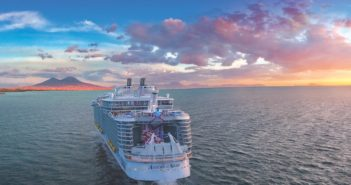 Royal Caribbean is currently upgrading various vessels. Allure of the Seas will be ready for the Mediterranean in the summer of 2020.