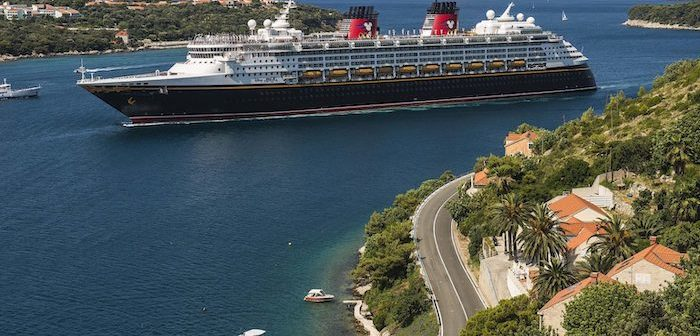 Disney Cruise Line to visit Greece, Sweden and Norway for the first time