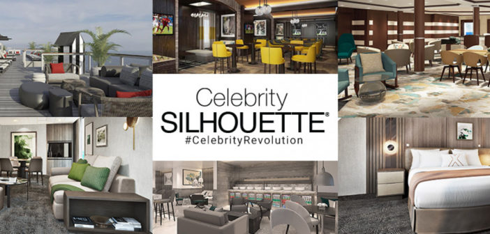 Bow-to-stern modernisation for Celebrity Silhouette