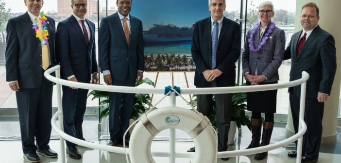 Carnival Cruise Line signs five-year agreement with City of Norfolk