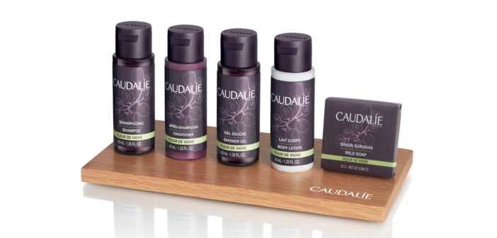 Crystal Cruises selects Caudalie for bath amenities
